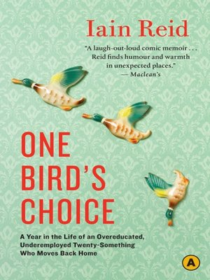 cover image of One Bird's Choice