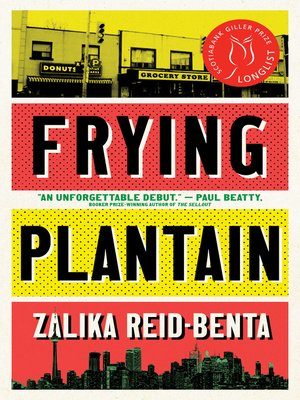 cover image of Frying Plantain