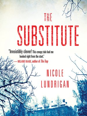 cover image of The Substitute