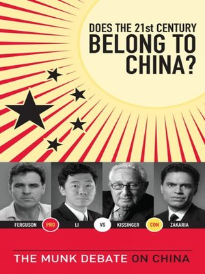 cover image of Does the 21st Century Belong to China?