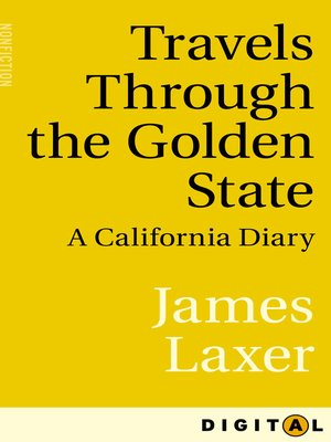 cover image of Travels Through the Golden State
