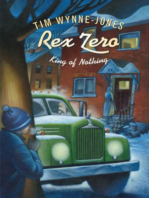 cover image of Rex Zero, King of Nothing