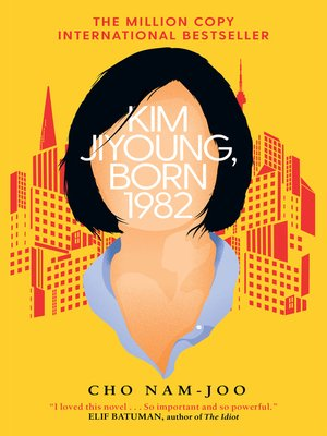 cover image of Kim Jiyoung, Born 1982