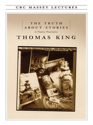 cover image of The Truth About Stories
