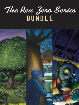 cover image of The Rex Zero Series Bundle