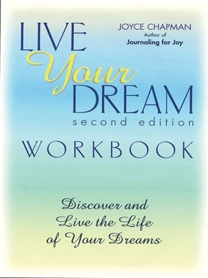 cover image of Live Your Dream Workbook