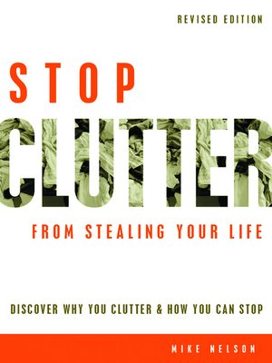 cover image of Stop Clutter from Stealing Your Life