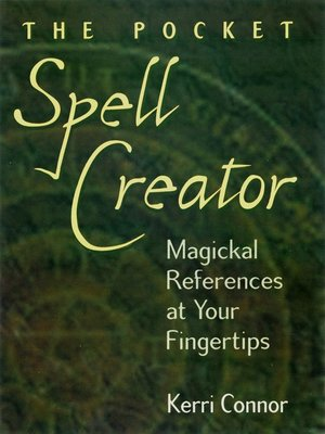 cover image of Pocket Spell Creator