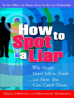 cover image of How to Spot a Liar