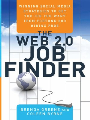 cover image of The Web 2.0 Job Finder