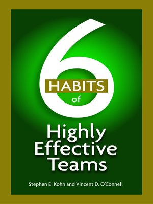 cover image of 6 Habits of Highly Effecive Teams