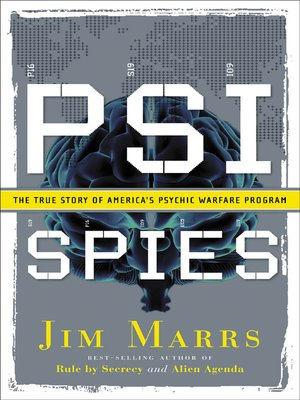 cover image of PSI Spies
