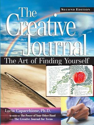 cover image of The Creative Journal