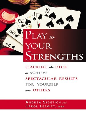 cover image of Play to Your Strengths
