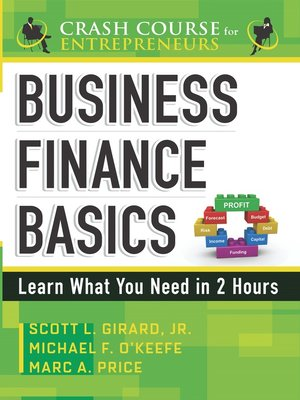 cover image of Business Finance Basics