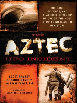 cover image of The Aztec UFO Incident
