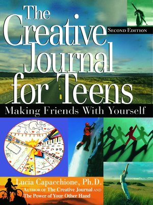 cover image of The Creative Journal for Teens