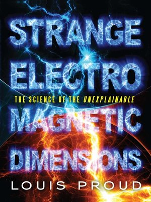 cover image of Strange Electromagnetic Dimensions