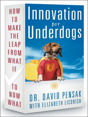cover image of Innovation for Underdogs