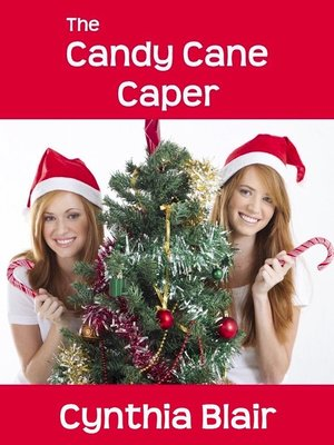 cover image of The Candy Cane Caper