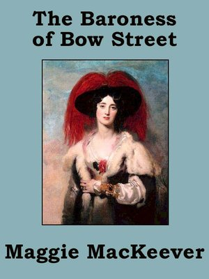 cover image of The Baroness of Bow Street
