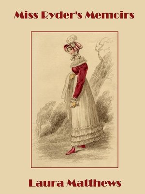 cover image of Miss Ryder's Memoirs