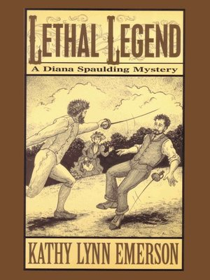 cover image of Lethal Legend