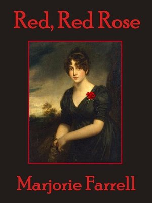 cover image of Red, Red Rose
