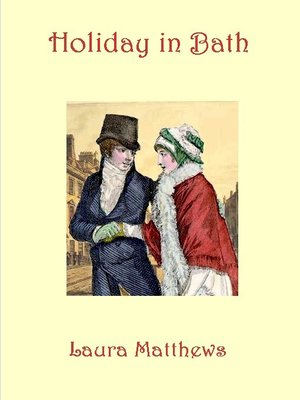 cover image of Holiday in Bath