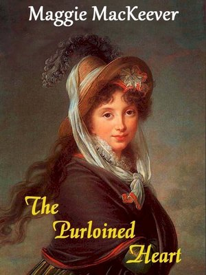 cover image of The Purloined Heart