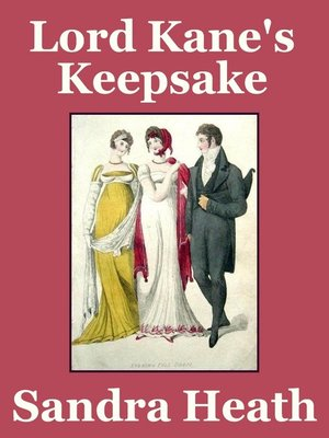 cover image of Lord Kane's Keepsake