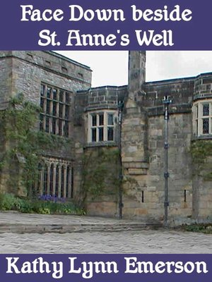 cover image of Face Down beside St. Anne's Well