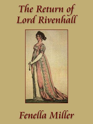 cover image of The Return of Lord Rivenhall