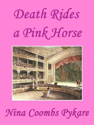 cover image of Death Rides a Pink Horse