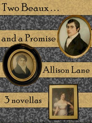 cover image of Two Beaux and a Promise Collection