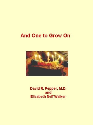 cover image of And One to Grow On