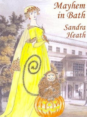 cover image of Mayhem in Bath
