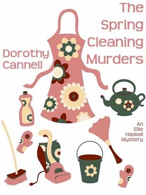 cover image of The Spring Cleaning Murders