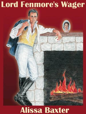 cover image of Lord Fenmore's Wager