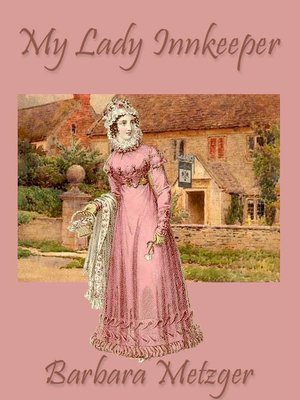 cover image of My Lady Innkeeper