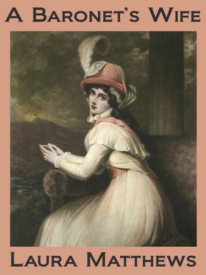 cover image of A Baronet's Wife
