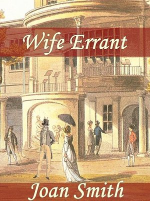 cover image of Wife Errant
