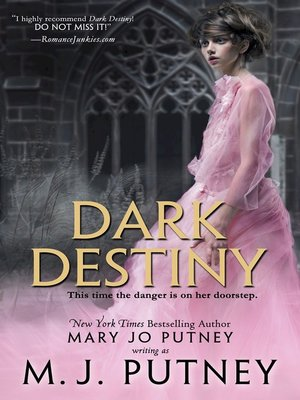 cover image of Dark Destiny