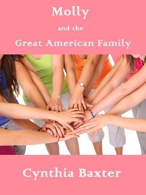 cover image of Molly and the Great American Family