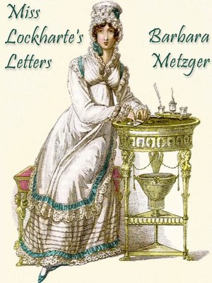 cover image of Miss Lockharte's Letters
