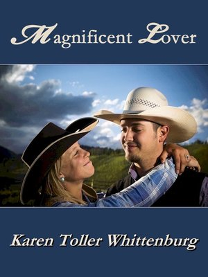 cover image of Magnificent Lover