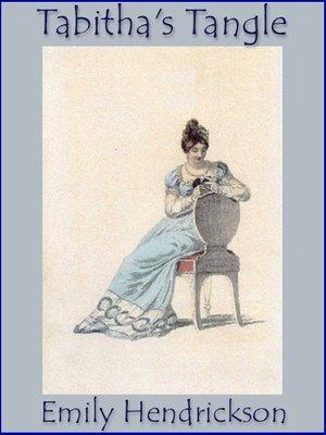 cover image of Tabitha's Tangle