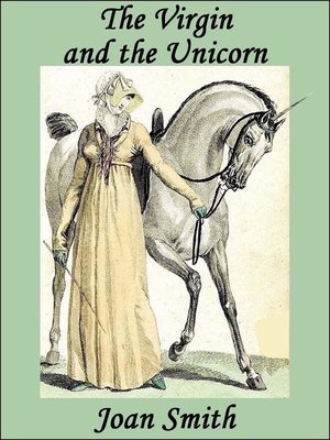 cover image of The Virgin and the Unicorn