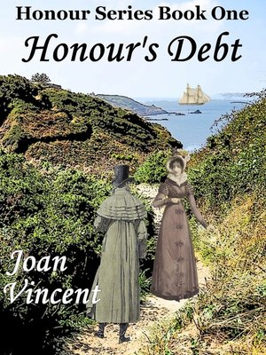 cover image of Honour's Debt