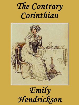 cover image of The Contrary Coninthian